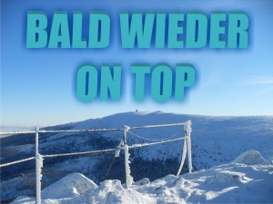 bald wieder On Top